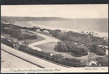Yorkshire Postcard - Filey Bay and Brigg From Crescent Hotel  MB2623