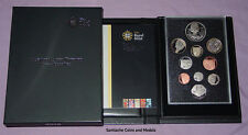 2012 ROYAL MINT DIAMOND JUBILEE PROOF COIN SET