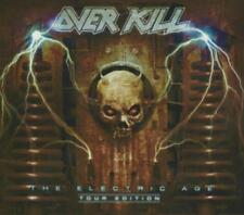 OVERKILL - The electric age - TOUR EDITION    - 2xCD NEUWARE
