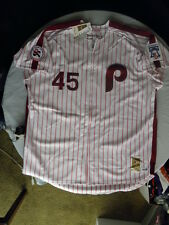Mitchell Ness M&N Authentic Philadelphia Phillies Tug McGraw jersey s 60 NWT 4XL