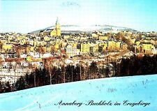 Annaberg-Buchholz im Erzgebirge , Ansichtskarte