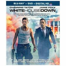 White House Down (Blu-ray/DVD, 2013, 2-Disc Set, Includes Digital Copy...