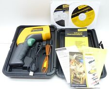 """Fluke 568 IR Handheld Thermometer Infrared with LCD Display """"FREE SHIPPING"""""""
