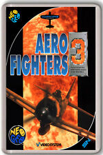 AERO FIGHTERS 3 NEO GEO SNK FRIDGE MAGNET IMAN NEVERA