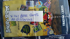 ANGRY BIRDS SPACE TRADING CARDS BASE SET X141