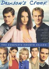 Dawson's Creek - 4th Season DVD 4-Disc Set Katie Holmes James Vanderbeek