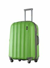 "Luggage X Suitcase Extra Large 30"" ( 77cm ) Lightweight Hard Sided - GREEN"