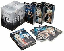 Battlestar Galactica Complete TV Show Series DVD Set Collection Science Fiction