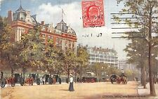 BR64235 london cecil and savoy hotels chariot uk