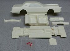 1979 lincoln continental resin w/ glass interior & undercarriage amt ertl revell