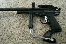 PMI Piranha Eforce electronic Paintball Marker with 10in thread tipped barrel