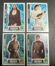 Lote Cromos Star Wars incluye Princess Leia Organa