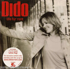 DIDO - Life For Rent (UK 11 Track 2003 CD Album)