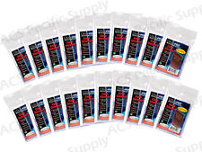 2000 ULTRA PRO STANDARD CARD SLEEVES 20 Packs Penny New Lot