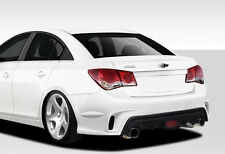 11-15 Chevrolet Cruze Duraflex GT Racing Rear Bumper 1pc Body Kit 109504