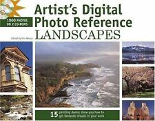 Artist's Digital Photo Reference - Landscapes by Gary Green and Bart Rulon 2006