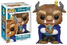 "DISNEY BEAUTY & THE BEAST - BEAST 3.75"" VINYL POP FIGURE FUNKO 239"