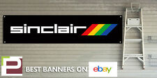 Sinclair Banner for GARAGE WORKSHOP or Man Cave ZX Spectrum 48k Vintage Banner