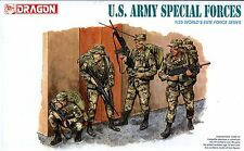 Dragon 1/35 3024 US Army Special Forces (World's Elite Force Series) (4 Figures)