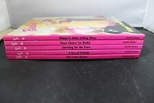 Barbie Grolier Books Ages 9-12 1st Edition Illustrated Hardcovers 1988 English