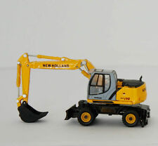 BAUMASCHINEN - Scale 1:87 - New Holland WE170 excavator - MAQ004