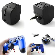 3,5mm Audio Jack PS4 Headset Adapter für PlayStation4 Kopfhörer Mikrofon Control