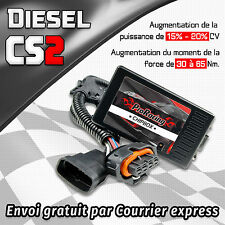 Boitier Additionnel OPEL ASTRA G 2.0 DTI 101CV Diesel Chip Tuning Box CS2