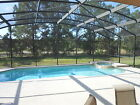 Orlando Florida Watersong 5 Bed Holiday Villa South Facing Pool/Spa Nr Disney