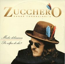 ★☆★ CD SINGLE ZUCCHERO Madre Dolcissima 2-track CARD SLEEVE RARE   ★☆★