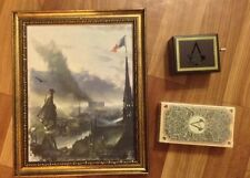 Assassin's Creed Guillotine Collector's Edition (Painting, Cards, Music Box)