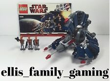 LEGO Star Wars 8086 Droid Tri Fighter Appears Complete - Ships Fast