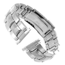 16-22mm Speidel Stainless Steel Safety Fold Over Clasp Mens Watch Band 1615/00