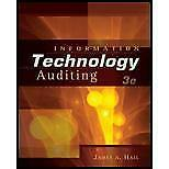 NEW - Information Technology Auditing (with ACL CD-ROM) by Hall, James A.
