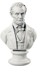 Abraham Lincoln US American President Sculpture Bust Replica Reproduction 18""