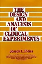 The Design and Analysis of Clinical Experiments (Wiley Series in Proba-ExLibrary