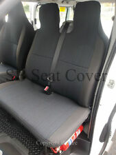 TO FIT A TOYOTA HIACE VAN, 2002, SEAT COVERS, YARO II FABRIC SINGLE & DOUBLE