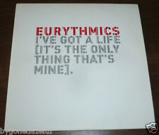 EURYTHMICS-I've Got A Life EU PROMO-CD