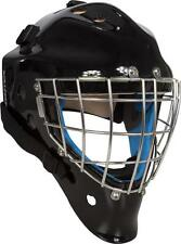 New Vaughn 9500 SB goalie helmet black senior medium ice hockey goal face mask