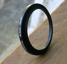 40.5mm to 46mm filter step up  ring used Unbranded/Generic