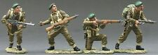 KING & COUNTRY D DAY DD057 BRITISH COMMANDO ATTACK MIB