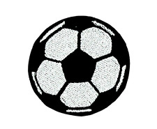 patch toppa pallone patch toppe Adesivi calcio football ricamate termoadesiva