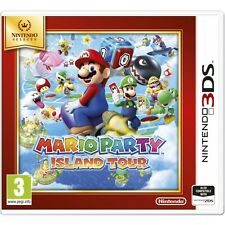 Mario Party Island Tour 3DS Game (Selects) Brand New