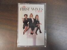 "NEW SEALED ""The First Wives Club"" Motion Picture  Cassette Tape (G)"