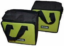 2 Ryobi Tool Bags x2  / Cases; Use for Your 18v One Tools New