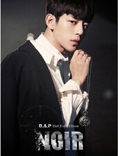 K-POP B.A.P (BAP) 2nd Album [NOIR] DAE HYUN Ver. CD + Photobook + Photocard