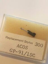 NEW REPLACEMENT STYLUS FOR ACOS,  TYPE GP-91/1SC                         fbb30a9