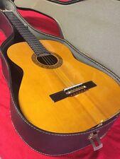VTG Rare Arbor G13 G 13 Acoustic Right Hand Guitar & Case