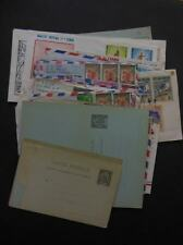 SOUTH EAST ASIA : Very interesting collection of 41 Postal History items