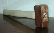 Kupferhammer mit Eschenholzstiel 500 g copper hammer