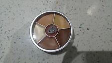 Kryolan Concealor Wheel MakeUp Perfection Original and Quality Product DARK